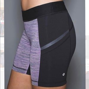 Lululemon What The Sport Shorts Booty Shorts